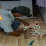 Diệt mối tại nhà Sài Gòn
