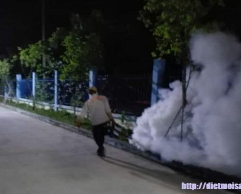 diệt côn trùng tại Cao Bằng