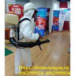 Trung tâm kiểm soát muỗi an toàn, chất lượng hàng đầu tại Quận 3