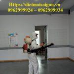 Công ty phun diệt muỗi-Xử lý côn trùng tại Quận Gò Vấp