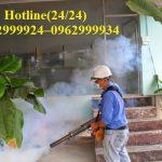 Trung tâm xử lý muỗi chất lượng an toàn tại Phú Nhuận