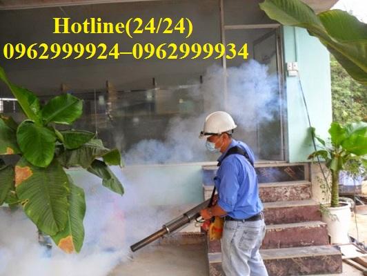 Công ty chúng tôi chuyên nhận các dịch vụ diệt côn trùng tận gốc hàng đầu tại Sài Gòn