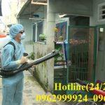 Dịch vụ phun khử khuẩn tại Quảng Ninh – Ngừa Covid 19